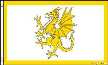 Wales  (Gold Dragon Y Ddraig Aur)  (1400 - 1416)